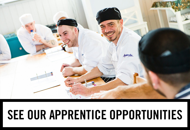 Apprenticeships at The Bank